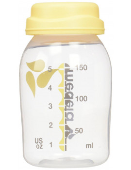 Medela Breast Milk Collection & Storage Bottle, 5 oz , 12 pack 87095