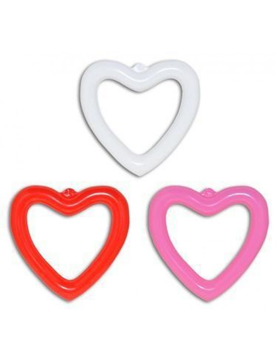 Kipp Brothers Heart Inflates (one dozen) - Kid's Toys and Novelties