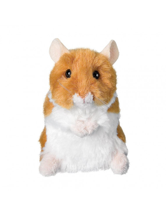 Plush Brushy Hamster 5