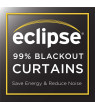 Kids Microfiber Blackout Window Curtain Panel by Eclipse