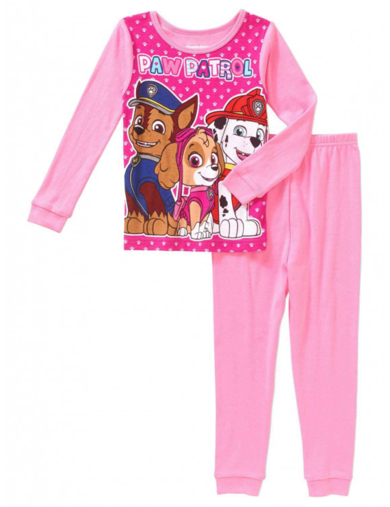 Paw Patrol Ap Baby Toddler Girl Assorted Characters Co