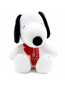Peanuts Large 20 inch Christmas Snoopy Plush