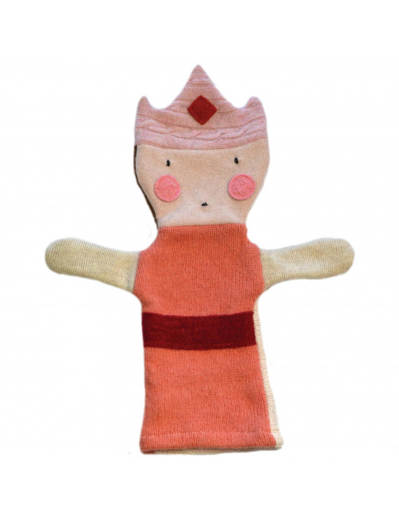 Cate and Levi Princess Puppet