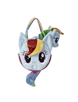 My Little Pony Rainbow Dash Tail Carrier Toy,  Toys by Aurora World