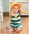 Pavilion-12-24 Month Yellow Camping Baby Boy Hat