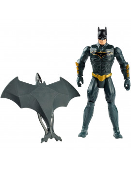 DC Comics Batman Missions 6-Inch Stealth Glider Batman Action Figure