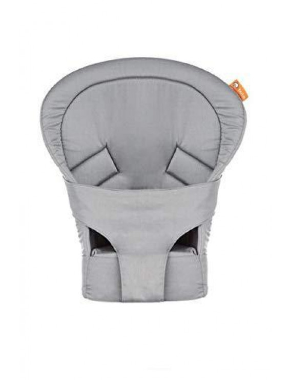Baby Tula Gray Infant Insert for Standard Baby Carrier, Newborn Carry from 7 to 15 pounds NEW