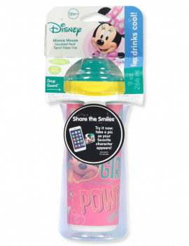 Disney Minnie Mouse Insulated Sippy Cup (9 oz.)