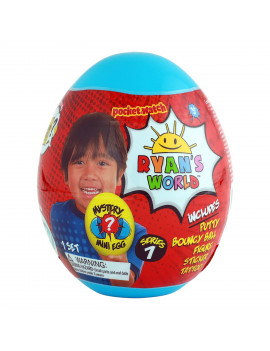 Ryan's World Mini Mystery Egg (Series 1)