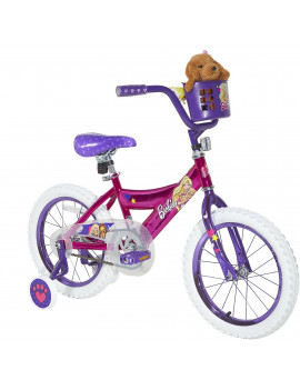 "Dynacraft 16"" Barbie Girls' Bike"