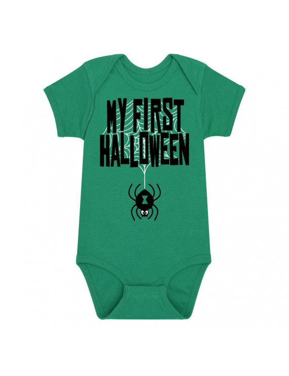 My First Halloween - Baby One Piece