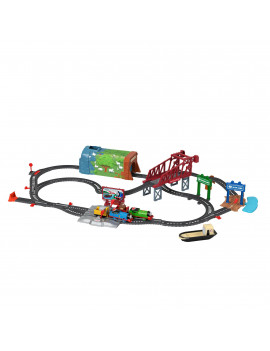 Thomas & Friends Talking Thomas & Percy Train Set