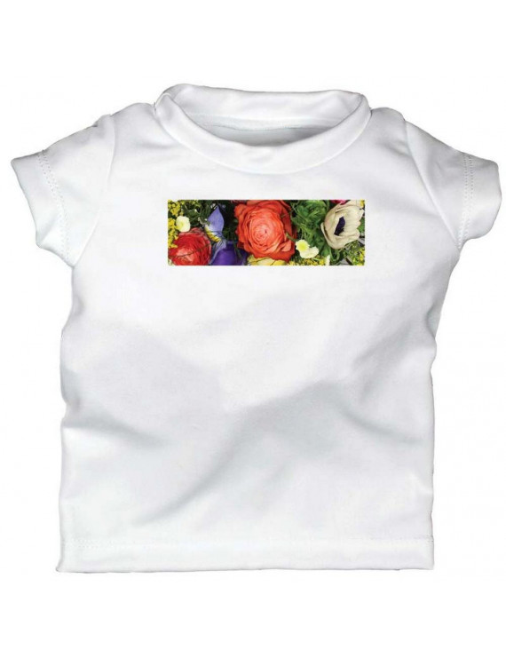 Raindrops Baby Girls Secret Garden T-Shirt