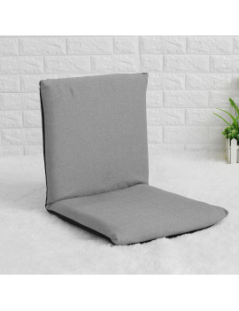 2 Colors Adjustable 6-Position Folding Lazy Sofa Chair Couch Lounge Floor Chair Multi-angle Home & Living Seat Furniture