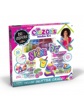 Be Inspired Cra-Z-Gel Deluxe by Cra-Z-Art