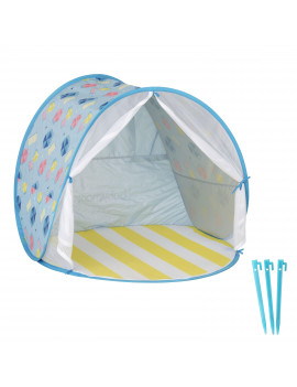 Babymoov Anti-UV Parasol Tent - Pop-Up Sun Shelter for Infants and Toddlers With Ultra Light Carry Bag for Outdoors & Beach (parasol)
