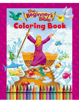 Beginner's Bible: The Beginner's Bible Coloring Book (Paperback)