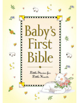 Baby's First Bible (Hardcover)