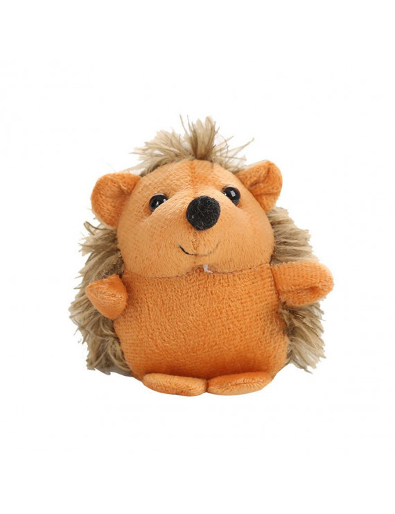 〖Follure〗Hedgehog Plush Toy Pendant Doll Cartoon Hedgehog Cute Soft Toy 3.9 inch