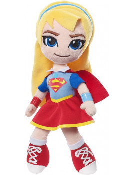 DC Super Hero Girls Supergirl Mini Plush Doll