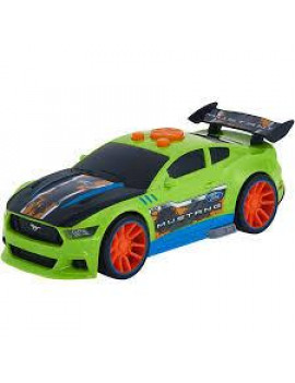 Adventure Force Motor-Riffic Motorized Vehicle, Ford Mustang, Green