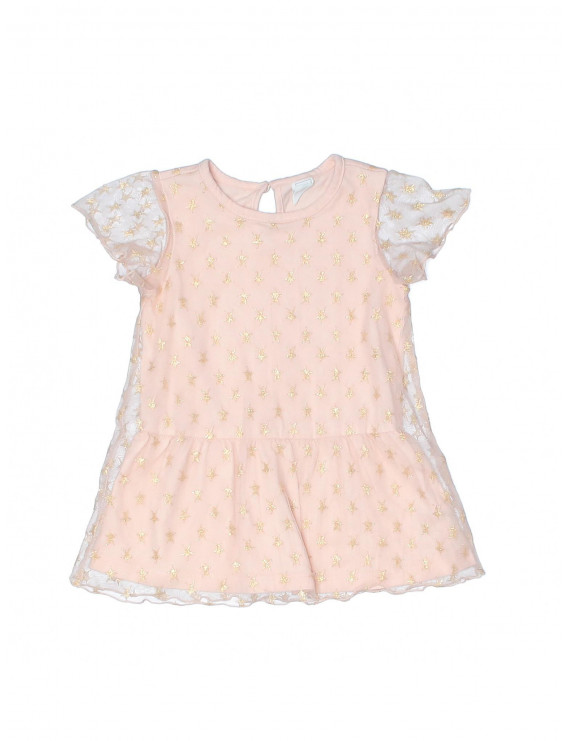 Pre-Owned Baby Gap Girl's Size 12-18 Mo Special Occasion Dress