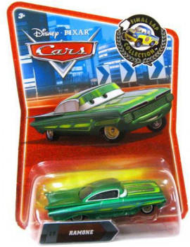 Disney Cars Final Lap Collection Ramone Exclusive 1:55 Diecast Car [Green]