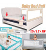 Safety Cot/Bed Rail Guard Bedguard Protection for Baby Infant Toddler Kids Protection