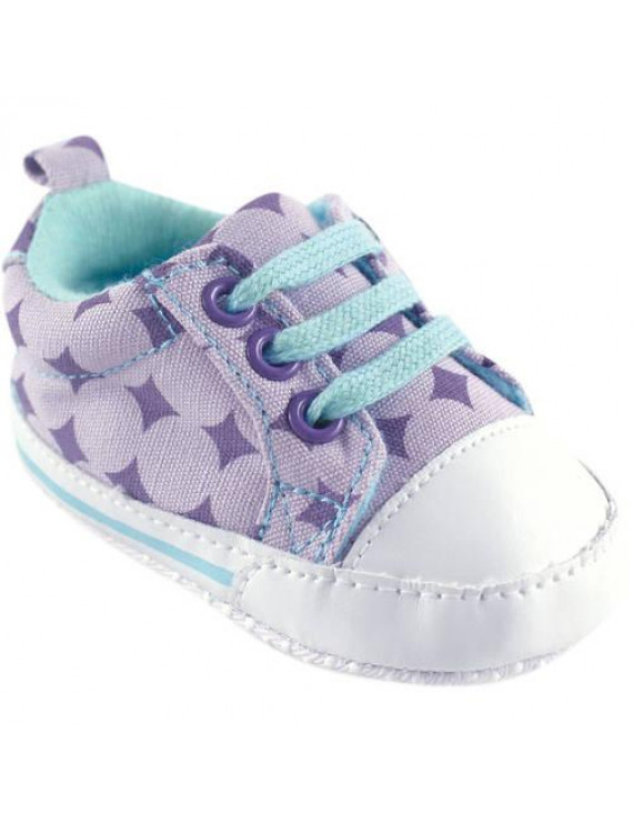 Baby Girl Basic Canvas Sneakers