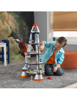 KidKraft Rocket Ship Play Set