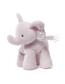 "10"" Bubbles Elephant-Pink Plush by Gund"