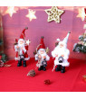Santa Claus Doll Toy for home christmas tree decorations Xmas Gift