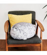 Cute Seal Pillow Soft Plush Pillow Stuffed Cotton Animal Plush Toy Gifts