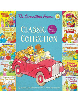 Berenstain Bears/Living Lights: A Faith Story: The Berenstain Bears Classic Collection (Paperback)