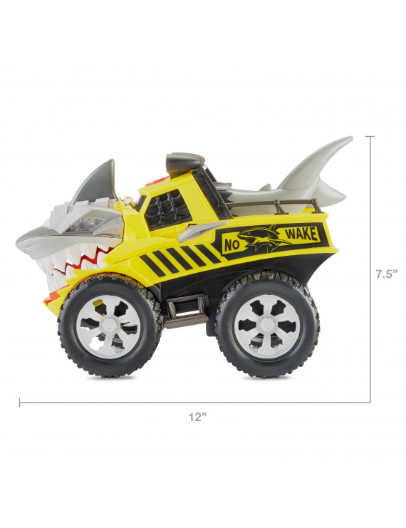 Adventure Force Jawsome Jammer Truck