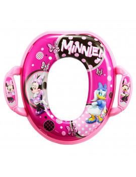 Disney Minnie Mouse Soft Potty Seat With Handles 18m+, Toddler