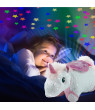 Pillow Pets Glittery Unicorn Sleeptime Lites -Unicorn Plush Night Light