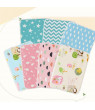 KABOER Newborn Baby Insulation Pad Baby Cartoon Cotton Breathable Waterproof