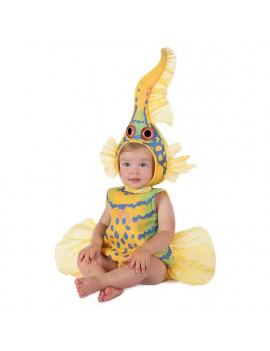 Anne Geddes Yellow Goby Fish Baby Infant Costume - Baby 18-24