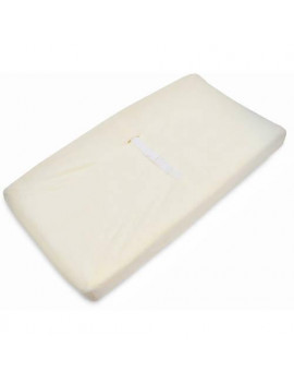 American Baby Company Heavenly Soft Chenille Fitted Contoured Changing Pad Cover