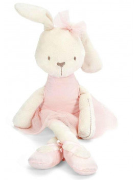 42cm Soft Stuffed Animal Bunny Rabbit Plush Doll Toy Birthday Girl Kid Gift