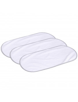 Munchkin Waterproof Changing Pad Liners, 3 Pack
