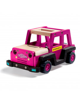 Stanley Jr - Build your Own Off-Road Vehicle Kit