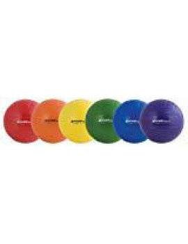 Champion Sports 8 INCH RHINO SKIN LOW BOUNCE VOLLEYBALL SET