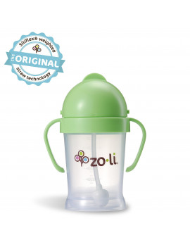 BOT Straw Sippy Cup 6 Ounce - Green