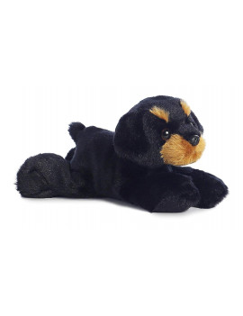 . Raina Plush, Black, Brown, Suitable for any and all ages. By Aurora World Inc