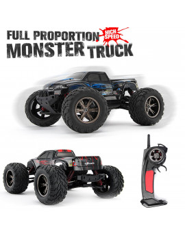 1:20 RC Car Electric Truck 4WD Remote Control Off-Road Vehicle 2.4GHZ Charging Version Simulation Car Toy for Children Boys Gift