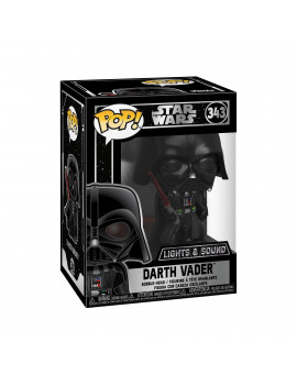 Funko POP! Star Wars: Darth Vader Electronic