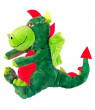 Cuddly Soft 16 inch Stuffed Dragon...We stuff 'em...you love 'em!