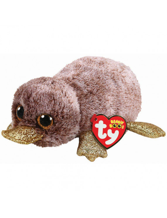 TY Beanie Boos - PERRY the Platypus (Glitter Eyes) (Regular Size - 6 inch)